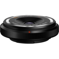 ОБ'ЄКТИВ Olympus BCL-0980 Fish-Eye Body Cap Lens Black