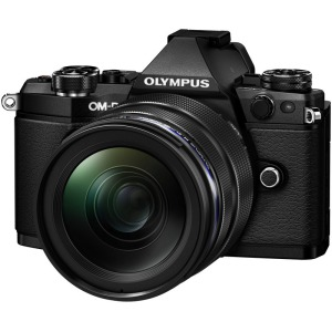 PEN - Цифрова системна фотокамера Olympus E-M5 mark II 12-40 PRO Kit Black/Black - фото 2