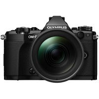Цифрова системна фотокамера Olympus E-M5 mark II 12-40 PRO Kit Black/Black