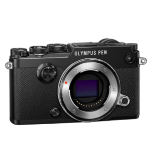 PEN - Цифрова фотокамера Olympus PEN-F Body black - фото 4