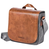 Сумка Olympus OM-D Mini Messenger Bag Leather