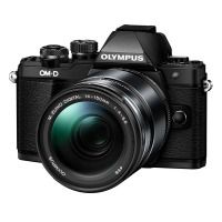 Цифровая камера OLYMPUS E-M10 mark II 14-150 II Kit black/black