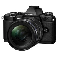 Цифровая камера OLYMPUS E-M5 mark II 12-40 PRO Kit + HLD-8 + BLN-1 black