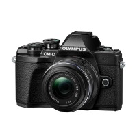 Цифровая камера OLYMPUS E-M10 mark III 14-42 II R Kit black