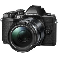 Цифровая камера Olympus E-M10 mark III 14-150 II Kit Black/Black