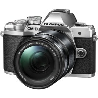 Цифровая камера Olympus E-M10 mark III 14-150 II Kit Silver/Black