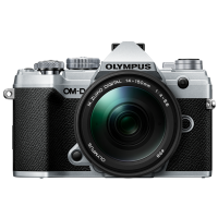 Цифрова системна фотокамера Olympus E-M5 mark III 14-150 II Kit Silver/Black