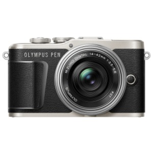 Цифрова камера Olympus E-PL9 14-42 mm Pancake Zoom Kit Black/Silver