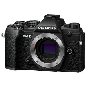 PEN - Цифрова системна фотокамера Olympus E-M5 mark III Body Black - фото 2