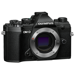 PEN - Цифрова системна фотокамера Olympus E-M5 mark III Body Black - фото 3