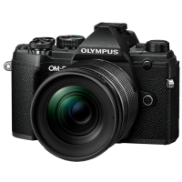 Цифрова системна фотокамера Olympus E-M5 mark III 12-45 PRO Kit Black/Black
